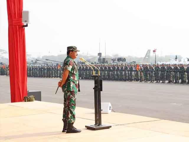 TNI-kerahkan-8526-personil-amankan-pelantikan-presiden