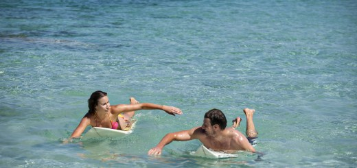 surf pareja