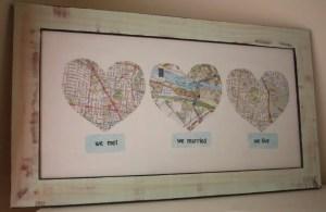 mapa de amor