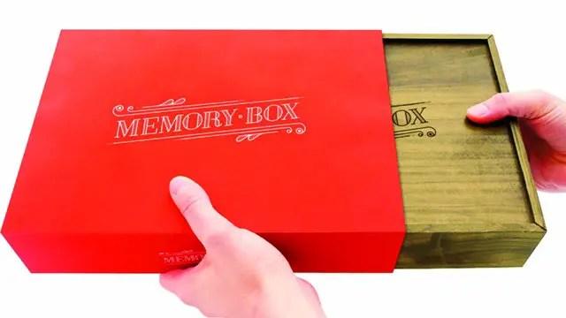 Regalo original la caja de los recuerdos sorpresas - Que hacer para sorprender a tu novio ...