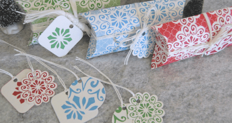 cajita Navidad DIY