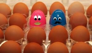decoracion huevos pascua