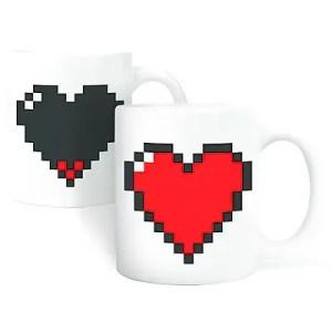 taza corazón