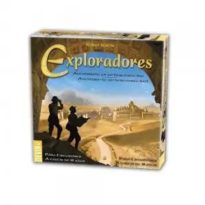 juego exploradores