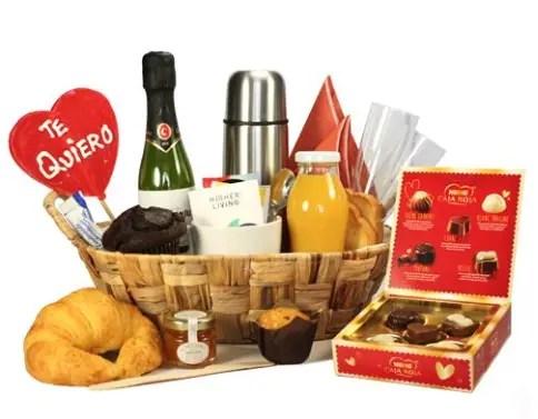 Desayuno a domicilio sorpresas para tu pareja - Regalar desayuno a domicilio madrid ...