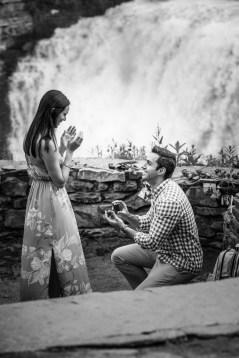 wedding proposal letchworth state park