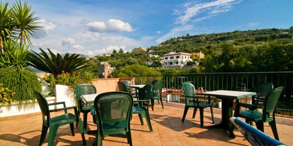 Hotel Central | Sorrento and Amalfi Coast