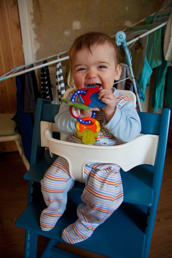 Stokke Tripp Trapp high chair review