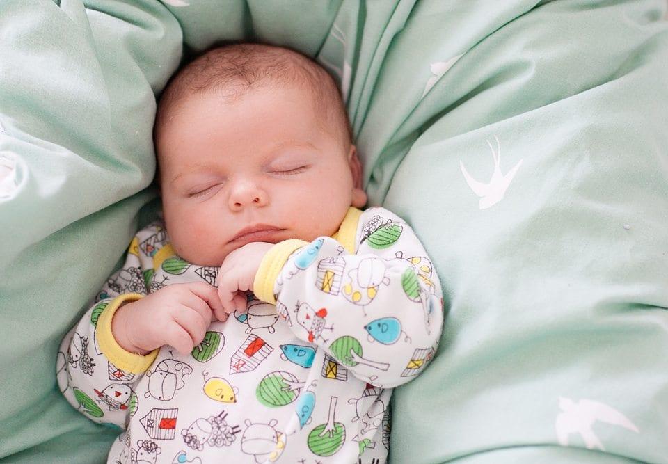 5 week old baby