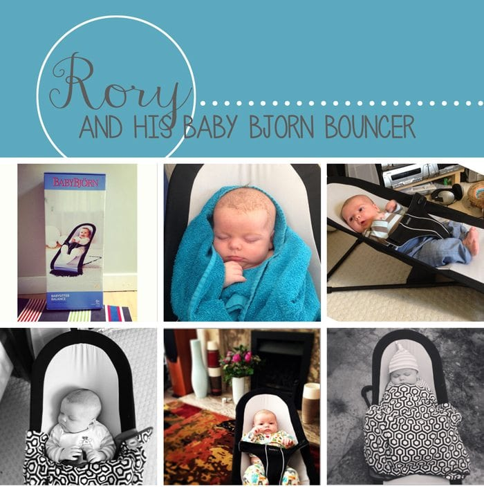 Baby Bjorn Babysitter Balance review