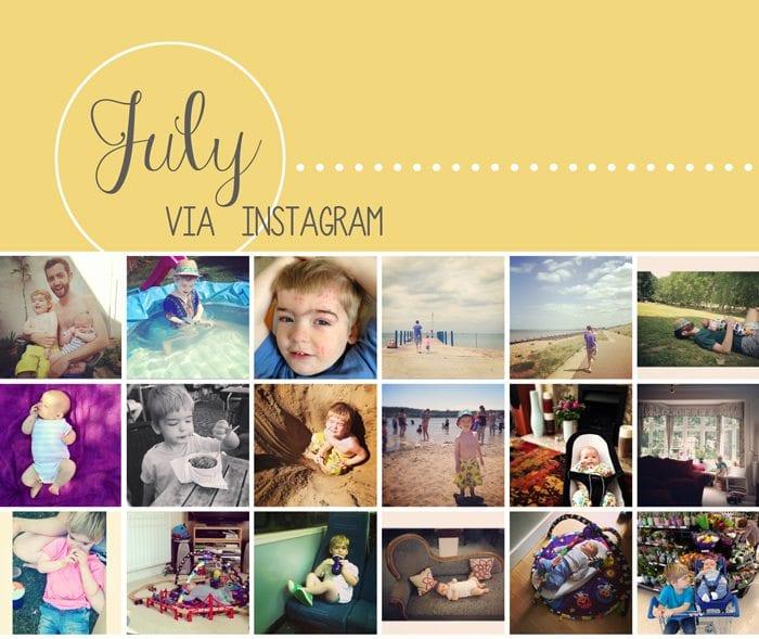julyinstagram