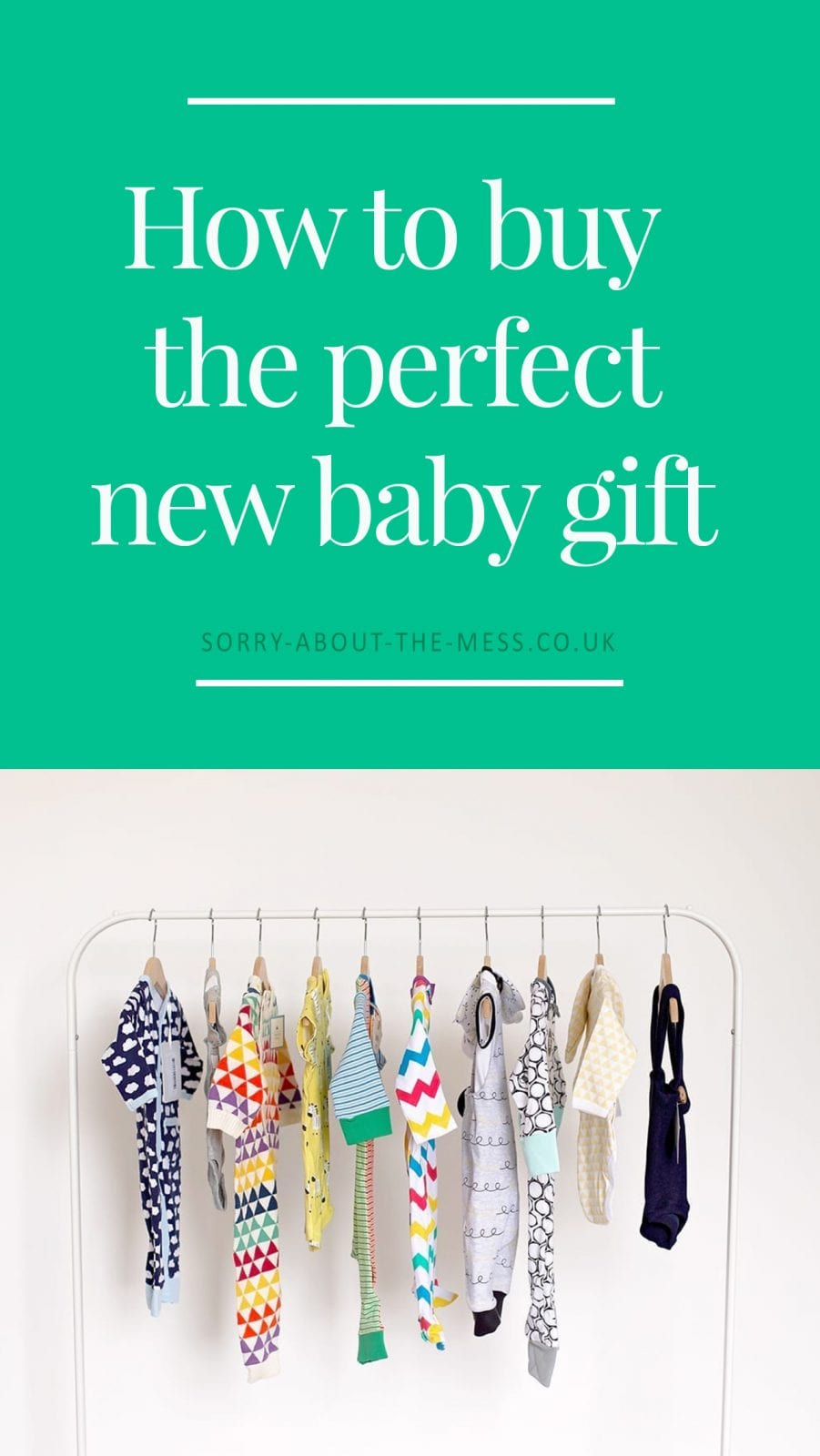 How to buy the perfect new baby gift. Friend having a baby? Read to discover meaningful and useful new baby present ideas
