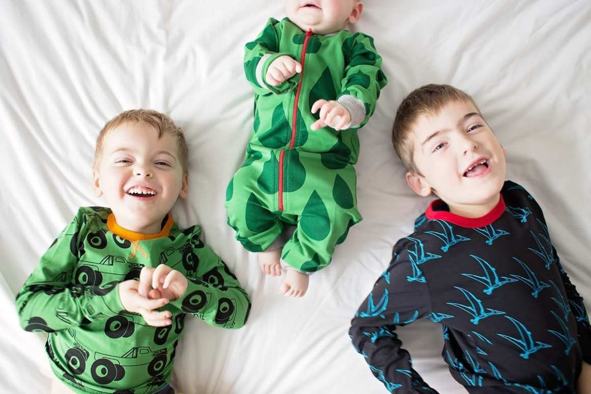 colourful childrens clothing