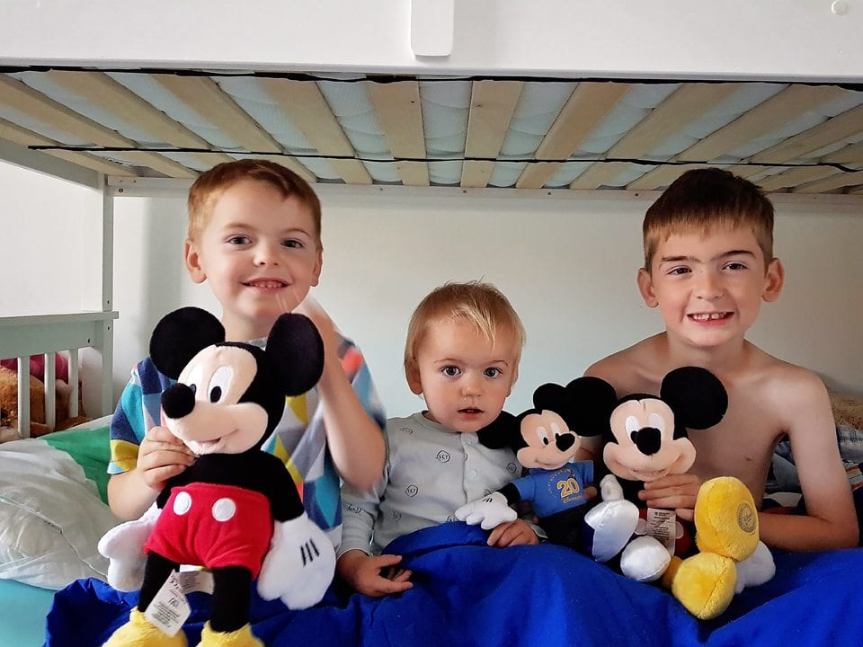 disney world for boys