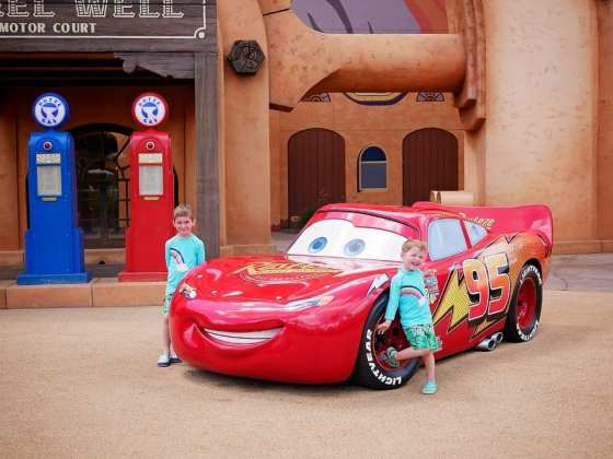 art of animation cars lightning mcqueen