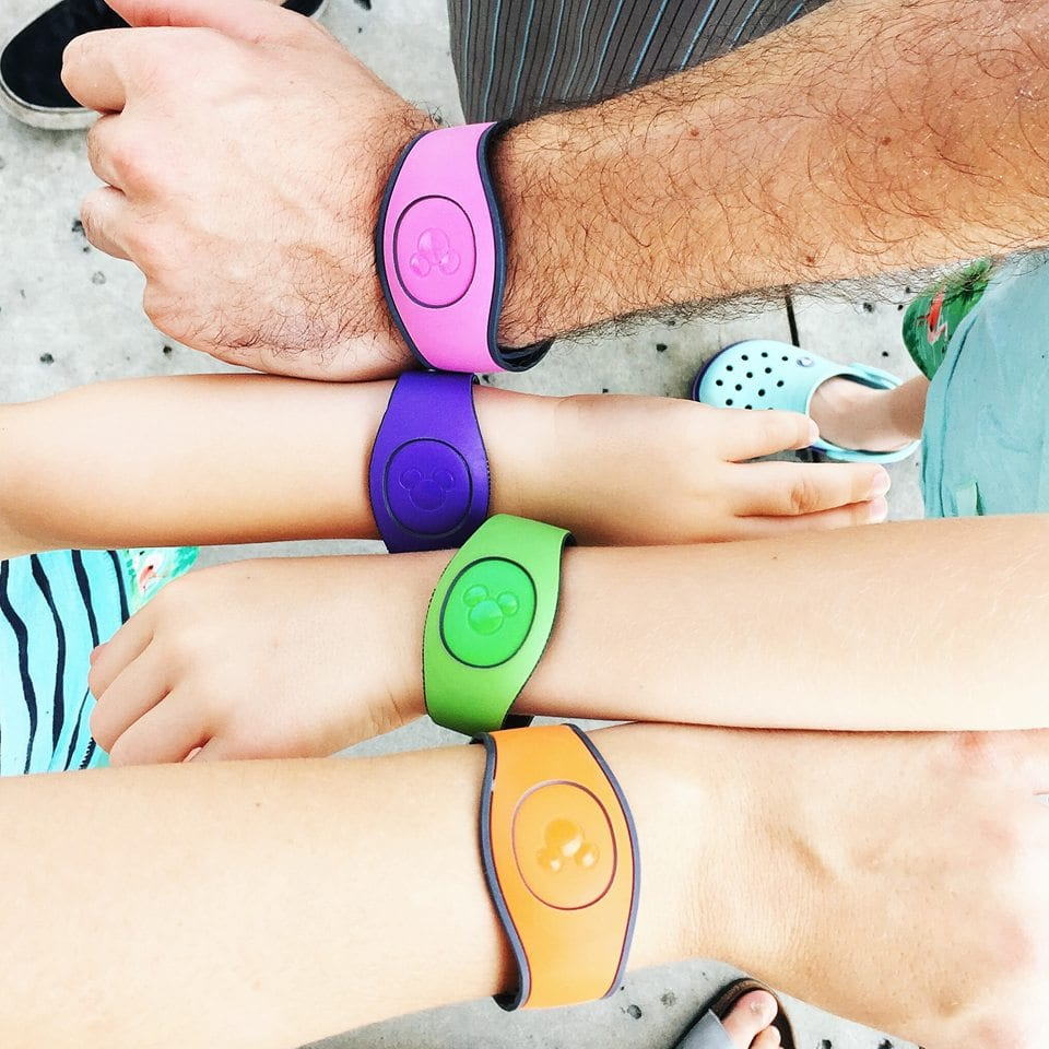 disney world magic bands 2017