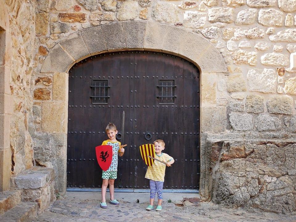 Pals costa brava Spain