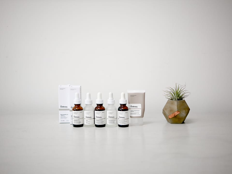 the ordinary skincare routine. How to layer the ordinary products