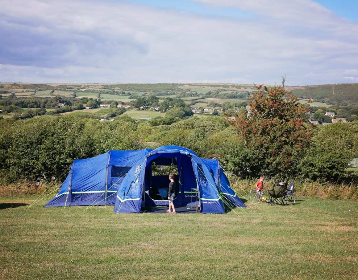 berghaus air 8 tent with air porch