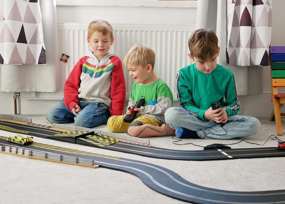 scalextric untimate track extension pack review