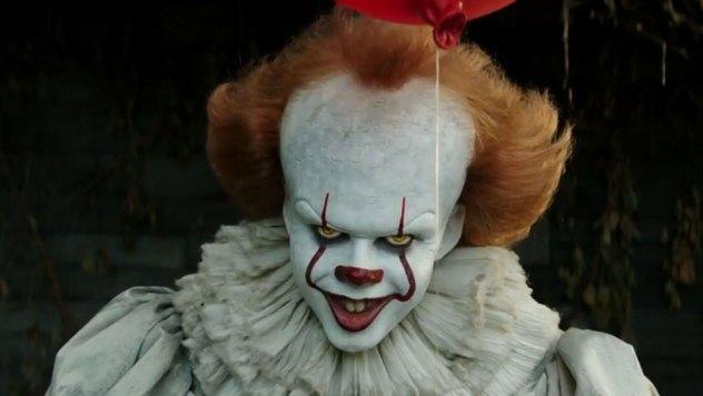 Ça remake, le clown