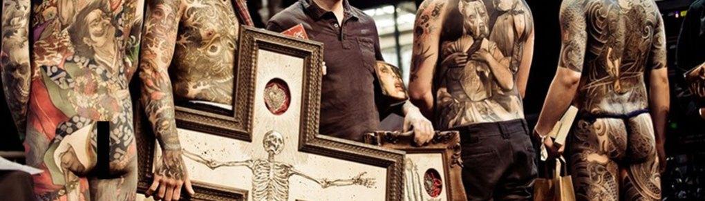 Concours salon du tatouage