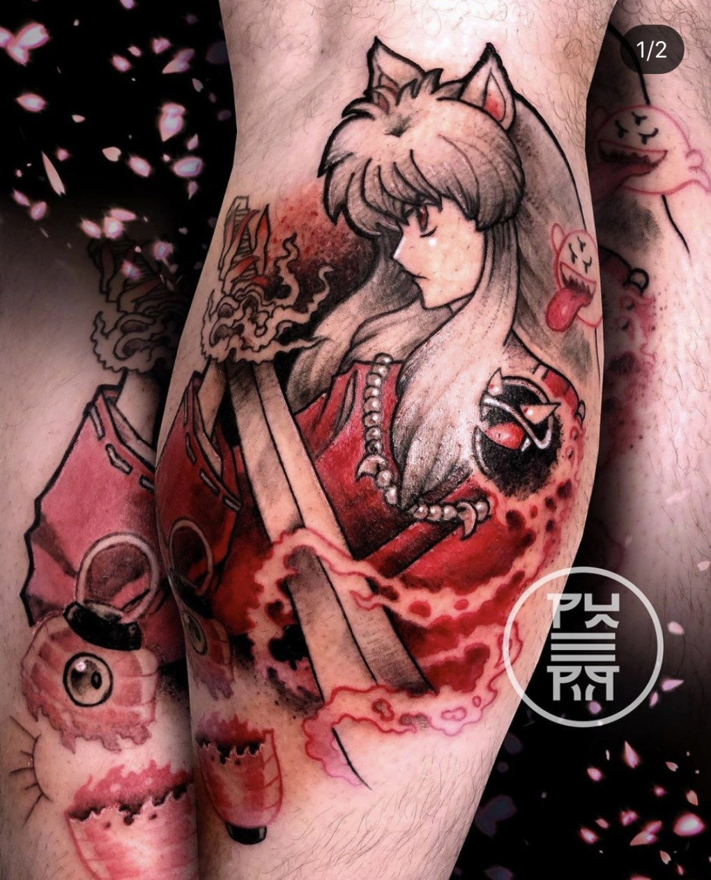 Tattoo Manga