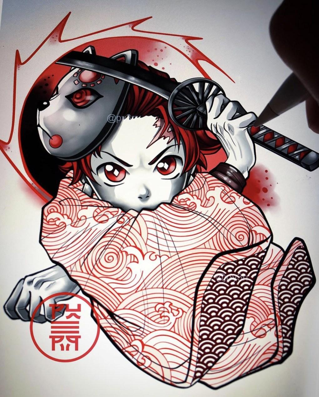 Tattoo Manga