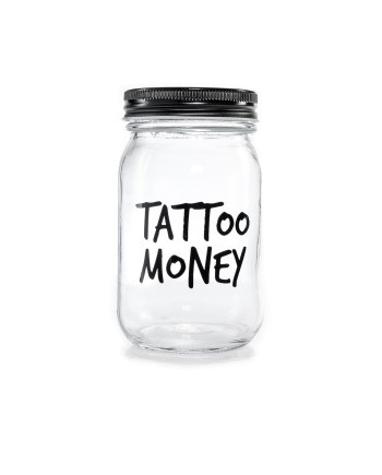 Sorry Mom Pusculita | Tattoo Money Jar | Sorry Mom Romania