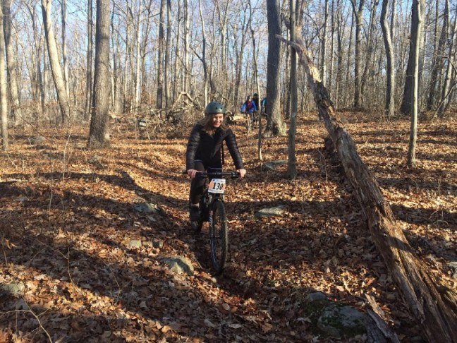 Mountain biking near New York