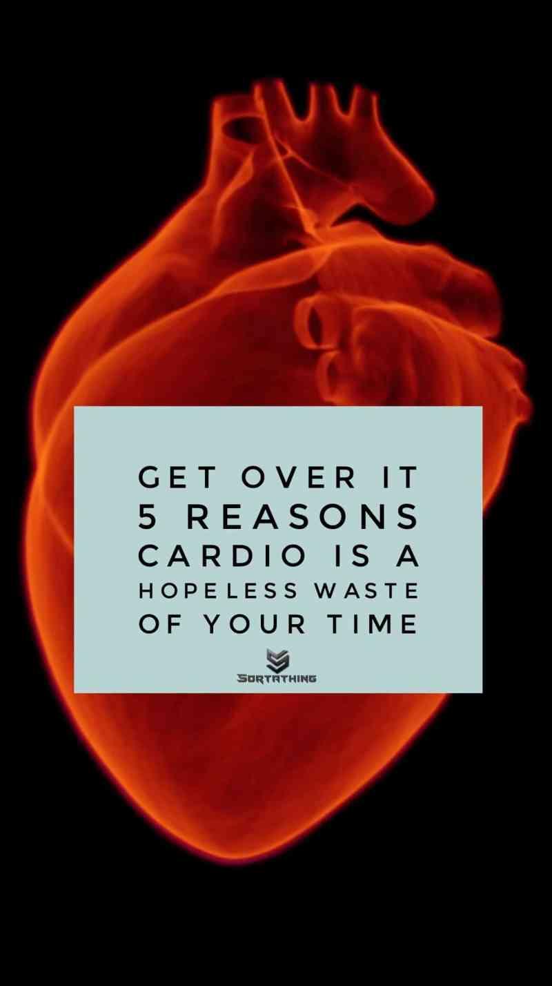 Damage - Cardio Waste of Time