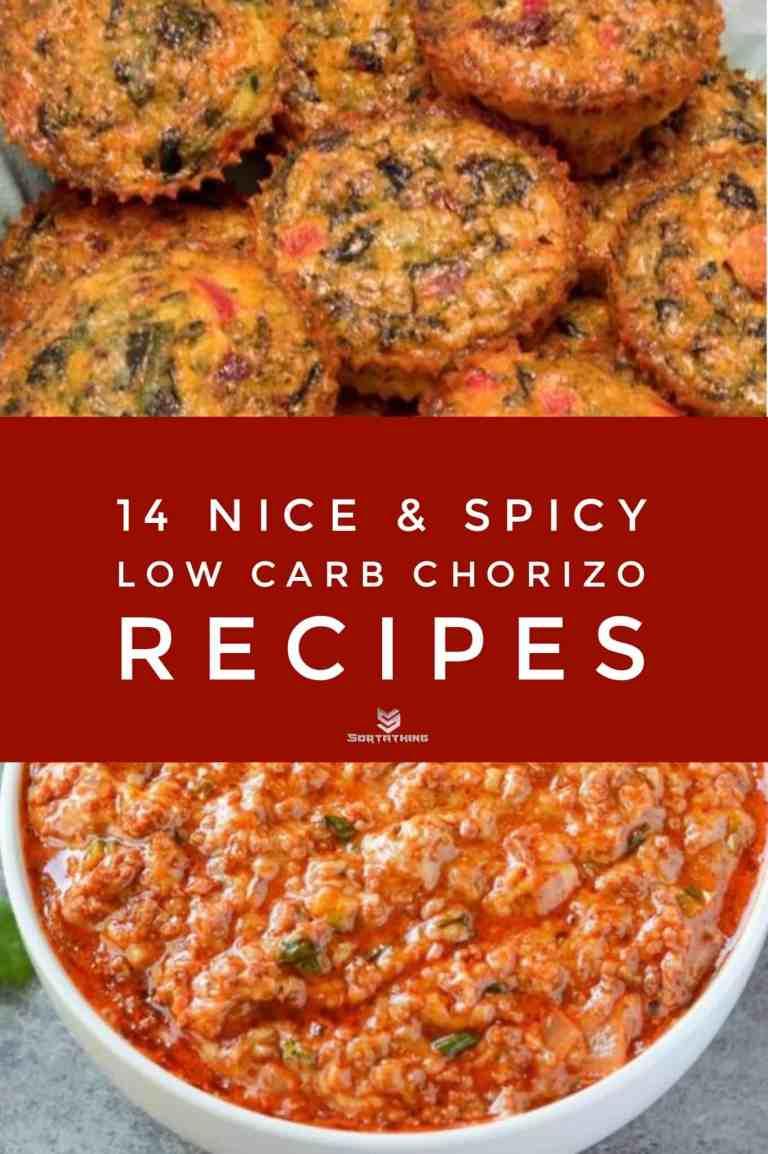 Keto/Low Carb Chorizo & Pepper Egg Muffin Cups & Keto Cheesy Chorizo Dip