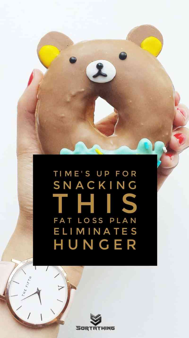 Snacking weight loss