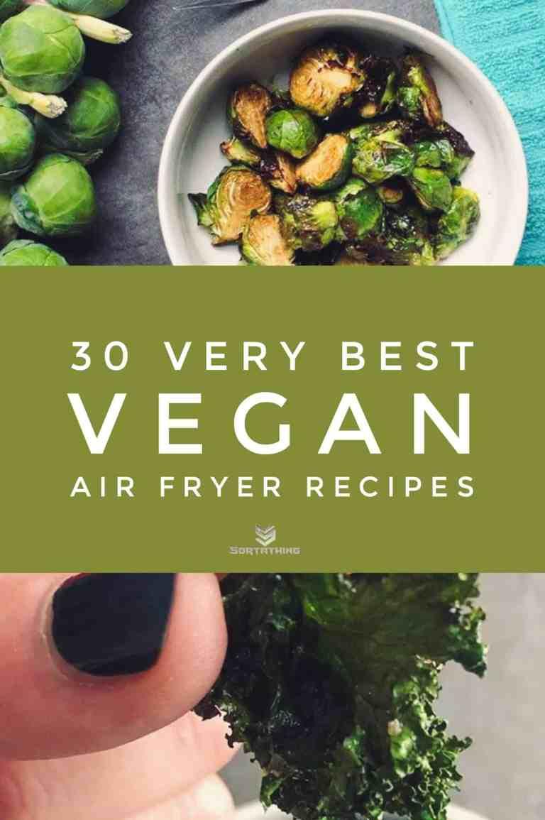 30 Very Best Vegan Air Fryer Recipes 13