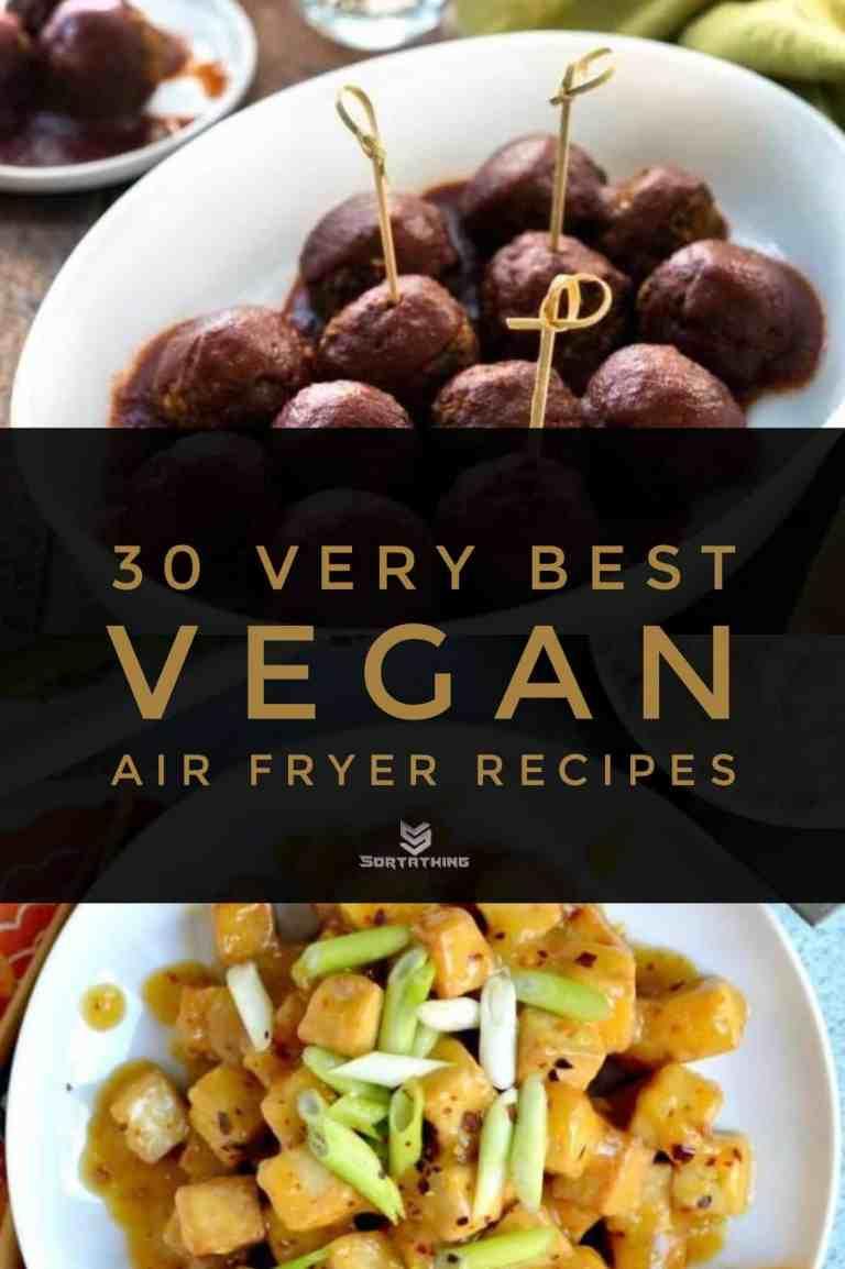 30 Very Best Vegan Air Fryer Recipes 10