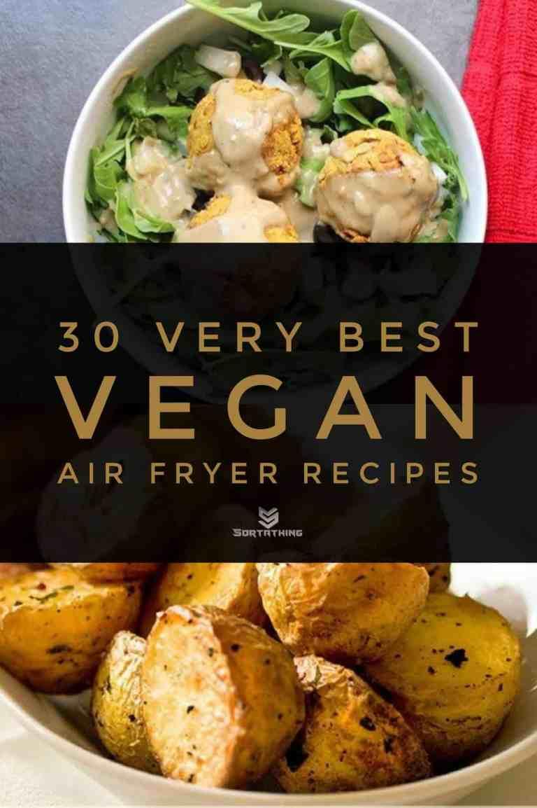 30 Very Best Vegan Air Fryer Recipes 1