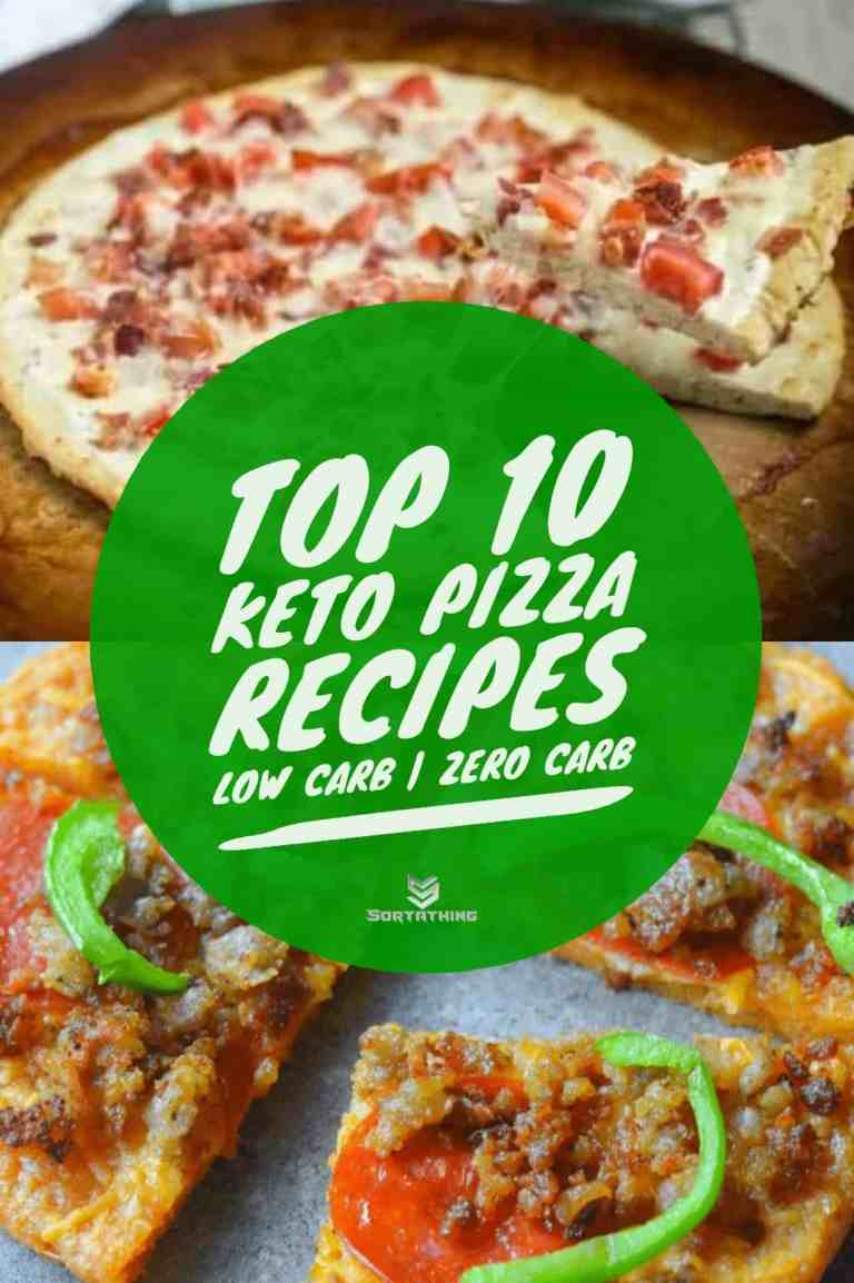 Bacon Ranch Chicken Crust Pizza & Better than Fathead Pizza Low Carb Pizza Crust