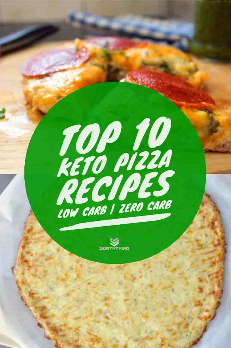 Meatzza Meat Crust Pizza & Low Carb Keto Nut-Free Pizza Crust