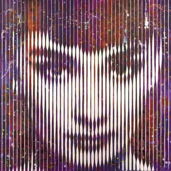 """Audrey Hepburn - Signed Limited Edition Print"" - Original Artwork by VeeBee VeeBee"