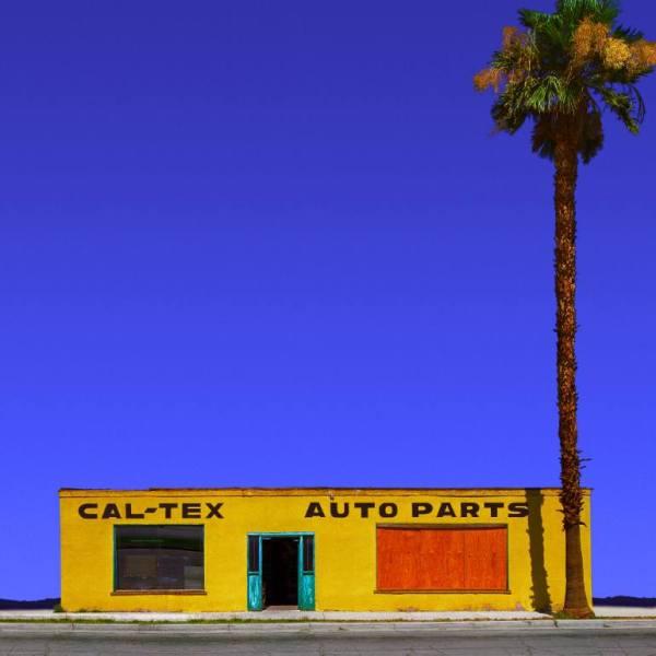 """""""CalTex Auto Parts, Coachella CA - Edition 6 of 9"""" - Original Artwork by Ed Freeman"""
