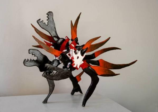 """Cerberus"" - Original Artwork by Frans Muhren"