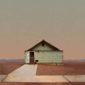 """Plain House, Trona, CA-Edition 5 of 9"" - Original Artwork by Ed Freeman"