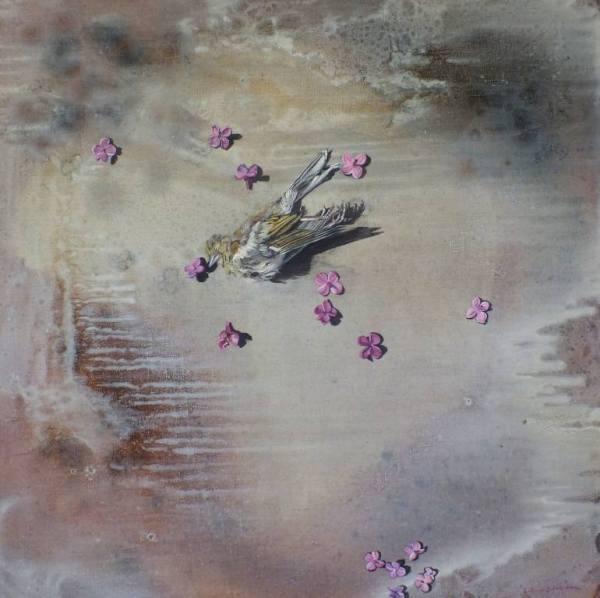 """Still among Lilacs"" - Open Edition Print by Lara Cobden"
