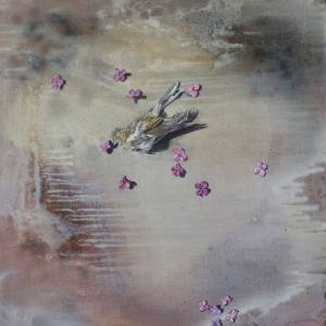 """Still among Lilacs"" - Open Edition Print by Lara Cobden"
