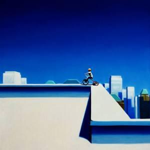 """""""The Wide World"""" - Original Artwork by Hugo Pondz"""