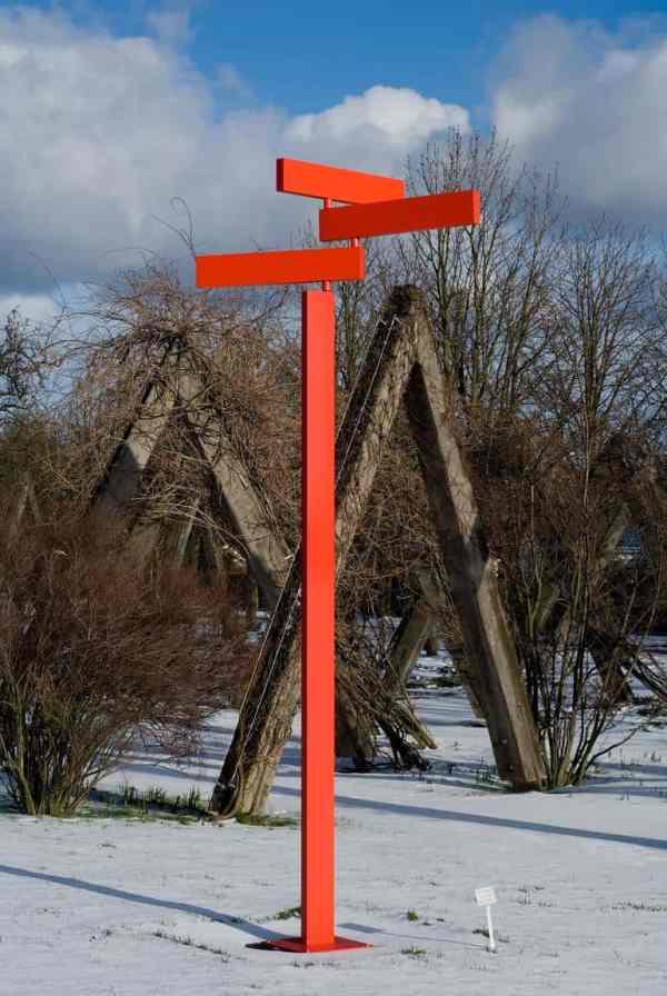 """WV 205, Kinetic Sculpture"" - Original Artwork by Michael Hischer"