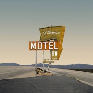 """El Moroco Motel, Bakersfield CA - Edition 9 of 9"" - Original Artwork by Ed Freeman"