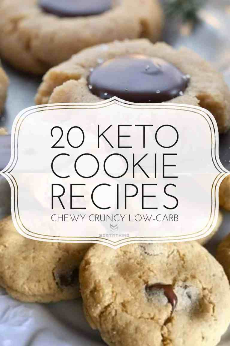 Peanut Blossom & The Best Keto Chocolate Chip Cookies