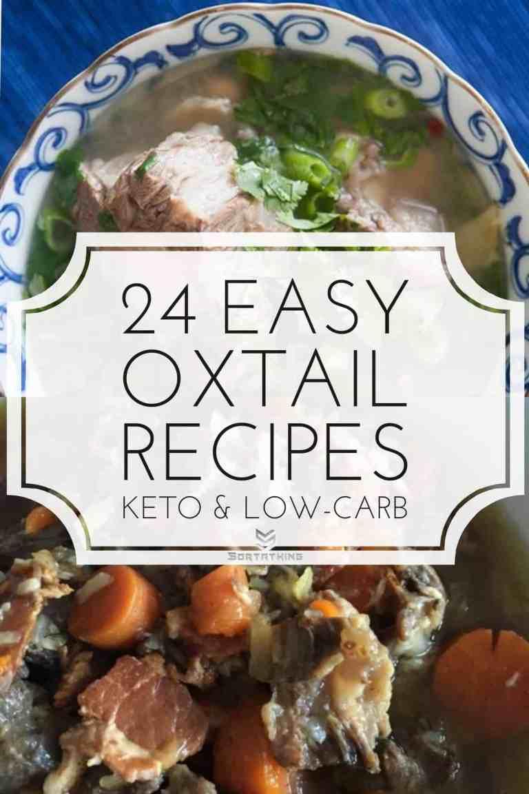 Hawaiian Oxtail Soup Recipe & Garlic Rosemary Oxtail Stew - Sortathing