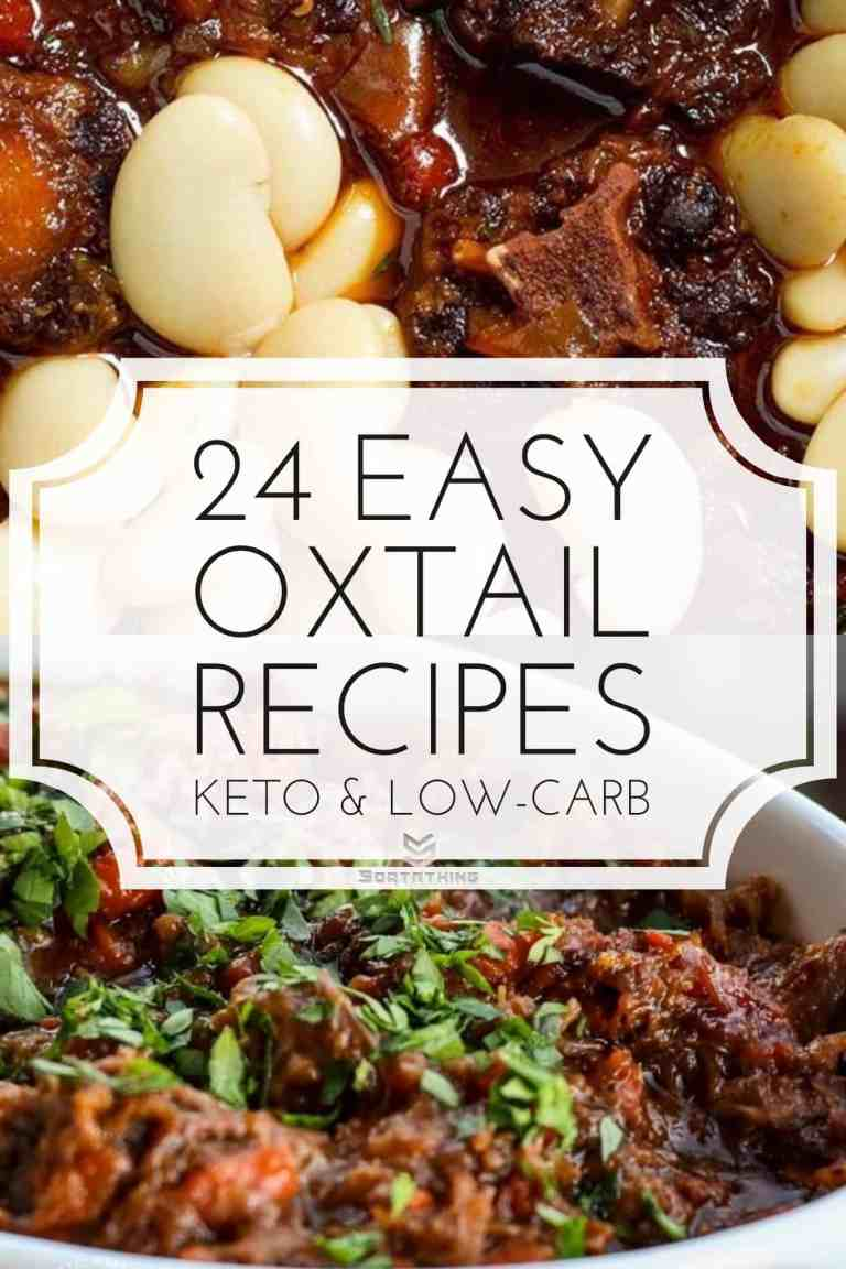 Slow Cooker Oxtail and Butter Beans - Sortathing